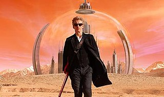 Hell Bent (<i>Doctor Who</i>) 2015 Doctor Who episode