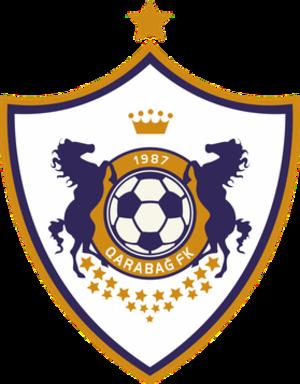 Karabakh horse - Qarabağ FK logo.