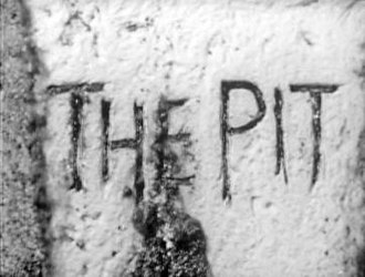 Quatermass and the Pit - The opening titles of Quatermass and the Pit