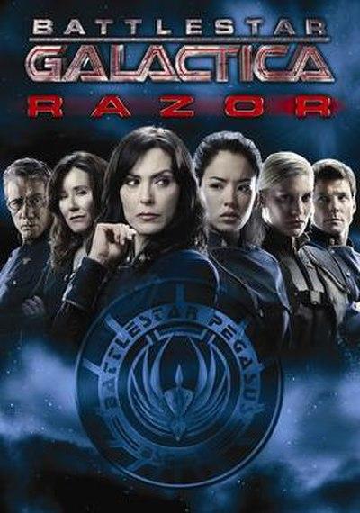 Picture of a movie: Battlestar Galactica: Razor