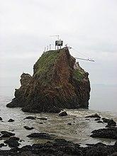 Red Rock Island.