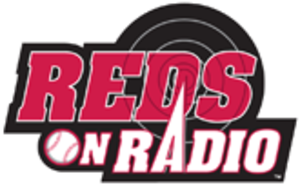 Cincinnati Reds Radio Network - Image: Reds on radio