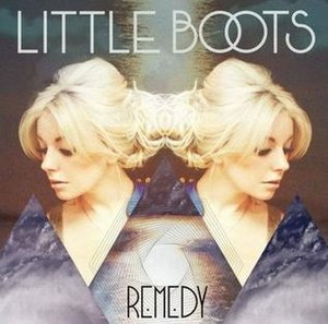 Remedy (Little Boots song) - Image: Remedy Little Boots