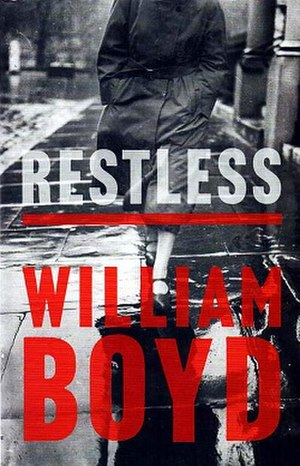 Restless (novel) - First edition