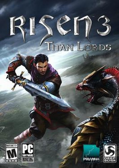 Picture of a game: Risen 3: Titan Lords