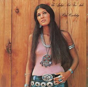 The Lady's Not for Sale - Image: Rita Coolidge The Lady's Not For Sale