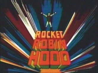 Rocket Robin Hood - Opening title