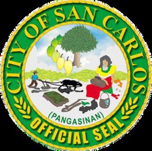 san carlos city logo