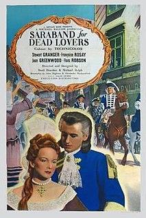 <i>Saraband for Dead Lovers</i> 1948 British film