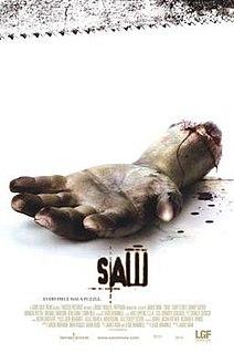 <i>Saw</i> (2004 film) 2004 film by James Wan