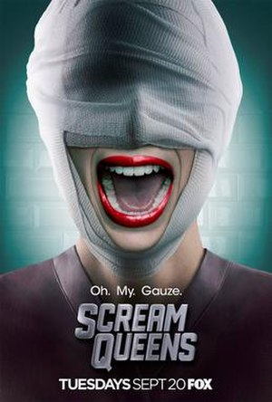 Scream Queens (season 2) - Promotional Poster