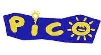 Sega Pico - Image: Sega Pico Logo