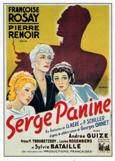 <i>Serge Panine</i> (1939 film)