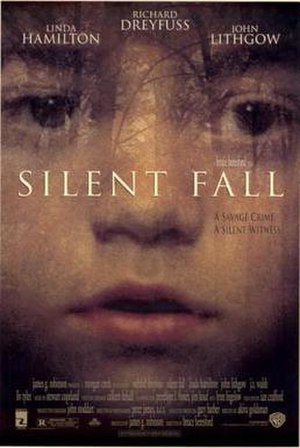 Silent Fall - Theatrical release poster