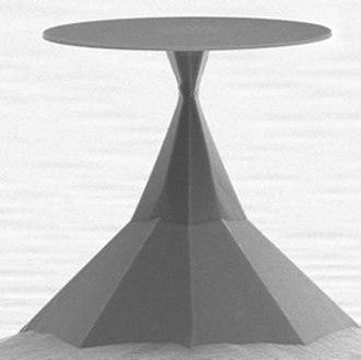 Microphotonics - Silica optical microdisk (courtesy http://copilot.caltech.edu