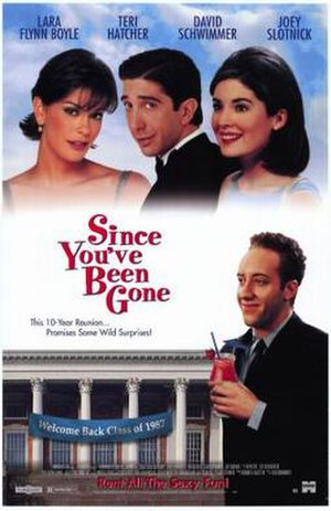 Since You've Been Gone (film) - Image: Since You've Been Gone Film Poster