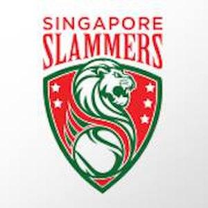 Singapore Slammers - Image: Singapore Slammers logo