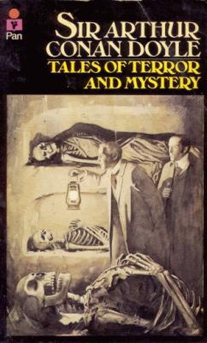 The Brown Hand - A Pan Books edition of Arthur Conan Doyle stories