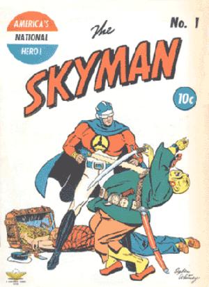 Ogden Whitney - Image: Skyman 1