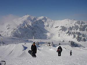 Villars-sur-Ollon - Villars Snow-Park