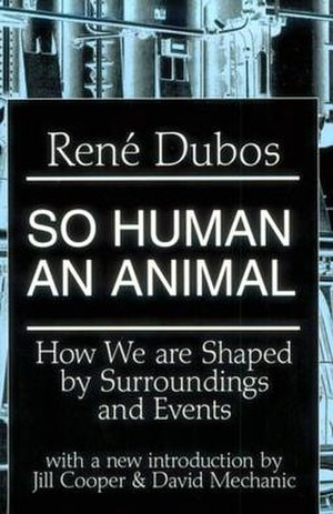 So Human an Animal - Image: So Human An Animal cover