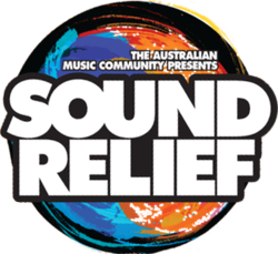 Sound Relief logo