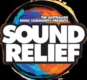 Sound Relief - Image: Sound Relief Logo