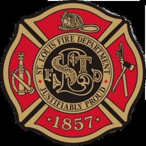 St. Louis Fire Department - Image: St. Louis Fire Department Logo