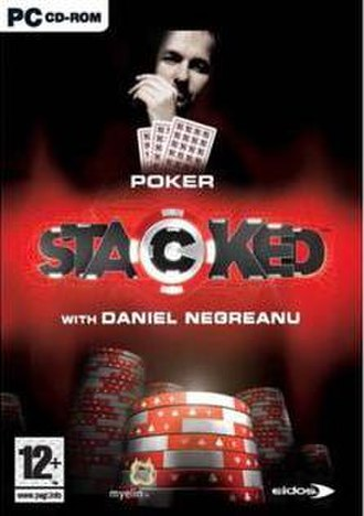 Stacked with Daniel Negreanu - Cover art