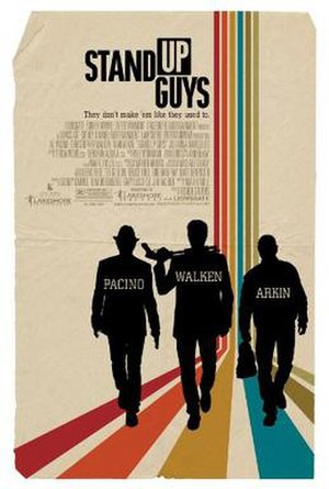 Stand Up Guys - Theatrical release poster