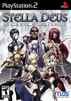 Stella Deus: The Gate of Eternity - North American cover art