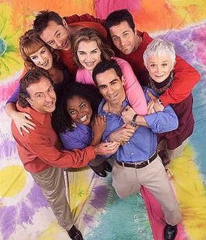 Suddenly Susan - Suddenly Susan Season 4 cast photo