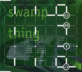 Swamp Thing (song) 1994 single by the Grid