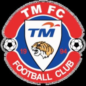 TM F.C. - Image: TM F.C. Logo