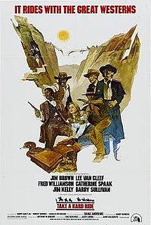 <i>Take a Hard Ride</i> 1975 film by Antonio Margheriti