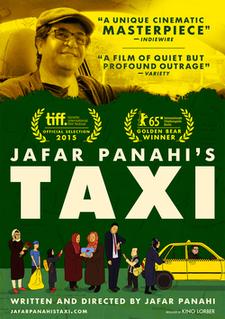 <i>Taxi</i> (2015 film) 2015 Iranian docufiction film directed by Jafar Panahi