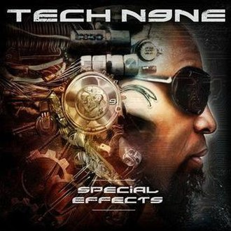 Special Effects (album) - Image: Tech N9ne Special Effects
