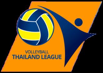 Men's Volleyball Thailand League - Former logo
