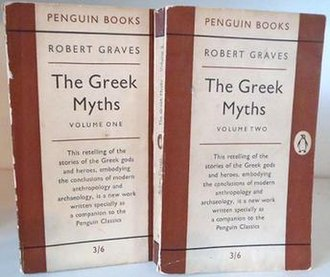 The Greek Myths - Image: The Greek Myths