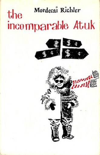 The Incomparable Atuk - First edition