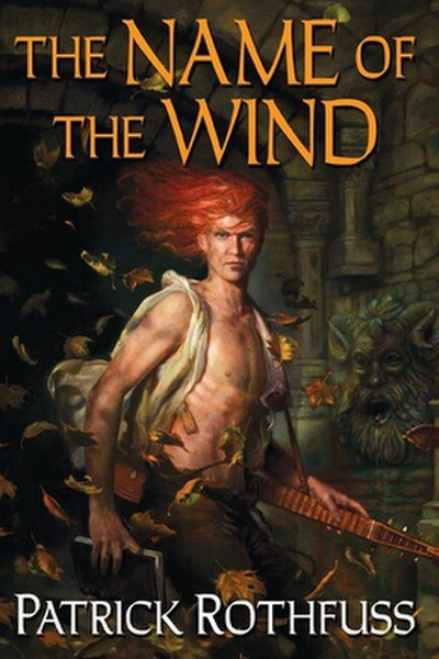 Picture of a book: The Name Of The Wind