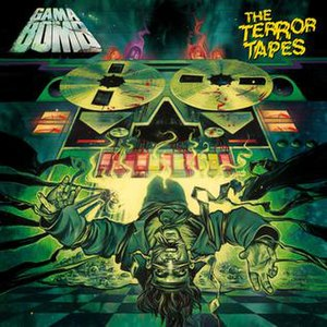The Terror Tapes - Image: The Terror Tapes Cover