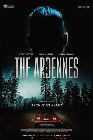The Ardennes (film) - Film poster