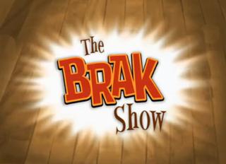 <i>The Brak Show</i> American adult animated sitcom