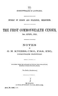 1911 Australian census