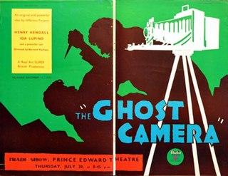 <i>The Ghost Camera</i> 1933 film