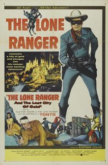 Image result for lone ranger tv poster