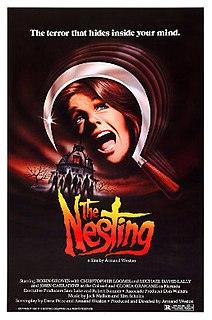 <i>The Nesting</i> 1981 horror film