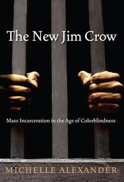 Picture of a book: The New Jim Crow
