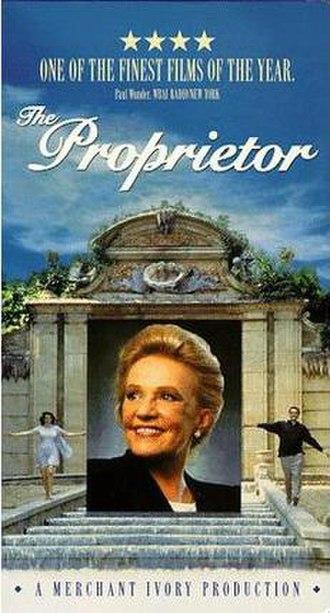 The Proprietor - The Proprietor